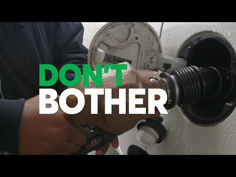 Don't Bother Buying Premium Gas  | Consumer Reports