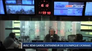 Rémi Garde sur Steed Malbranque dans Luis Attaque