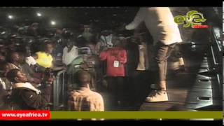 SIZZLA LIVE IN THE  GAMBIA DURING INTERNATIONAL ROOTS AND HOMECOMING FESTIVALS