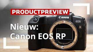 Canon EOS RP | Preview | CameraNU.nl