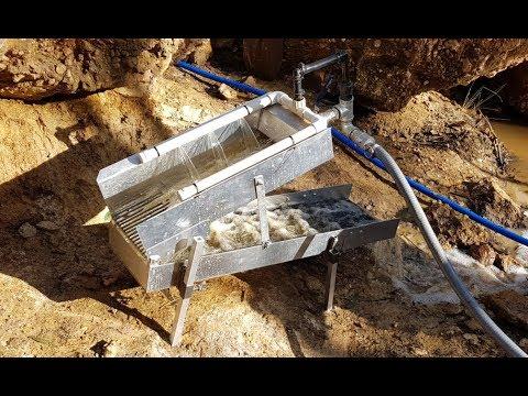 'Prospecting Supplies Australia' Eldorado 2 Tier Highbanker