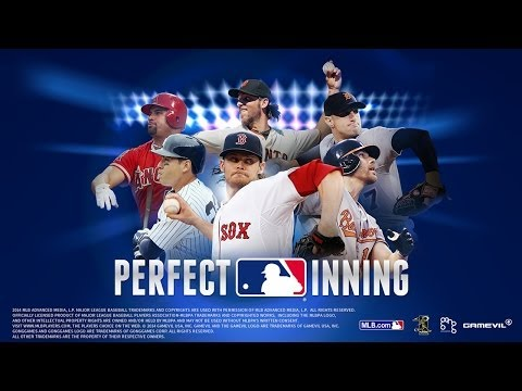 MLB Perfect Inning - iOS / Android - HD Gameplay Trailer