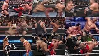 WWE 2K17 - Shawn Michaels Sweet Chin Music Evolution! ( WWF No Mercy To WWE 2K17 )