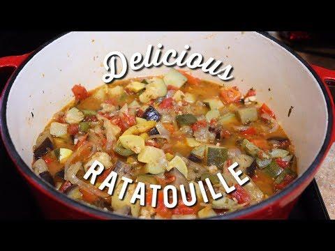 Ratatouille Recipe / Side Dish