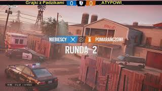 PlayStation League Polska - Sezon 9 - mecz o 3 miejsce - Grajki z Padzikami vs  ATYPOWI