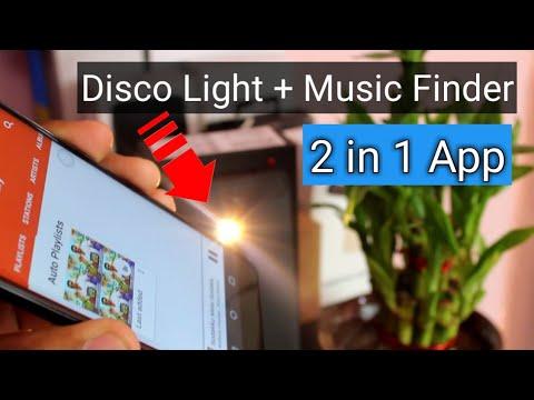 Music Finder & Disco Light App 2018 | 2 in 1 App | TechLancer
