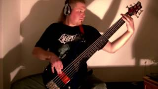 Cryptopsy - We Bleed (Bass Cover)