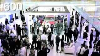 Evento di lancio nuova Range Rover Sport Roma