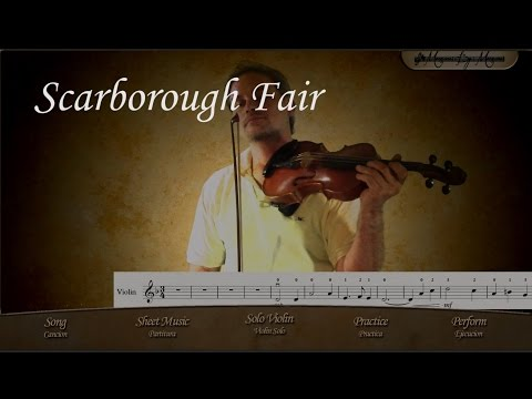 LVL1 - Scarborough Fair - Traditional