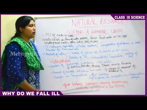 9 Class IX CBSE Science Natural Resources Part  2