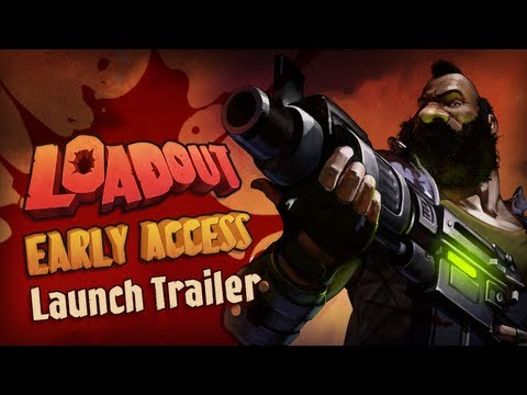 Loadout Early Access Launch Trailer
