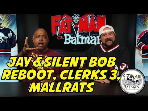 JAY AND SILENT BOB REBOOT, CLERKS 3, MALLRATS
