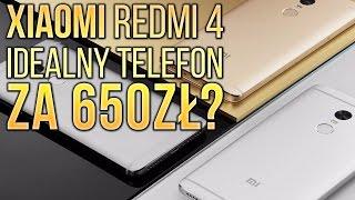 Ile trzeba wydać na dobrego smartfona? Xiaomi Redmi 4 Test