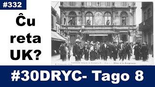 Tago 8: Mi proponas retan UK-on   Esperanto-vlogo