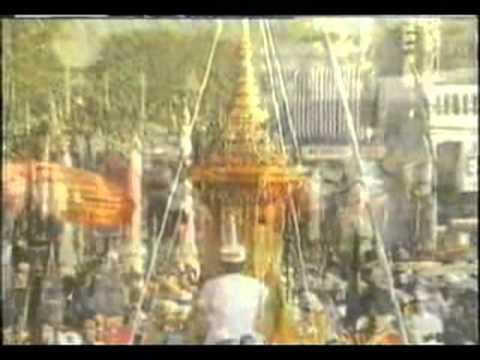 The Thai  Princess Mother Funeral 1/14 40 min.