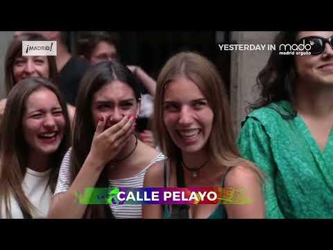 Día 2 / Jueves Orgullo Gay Madrid 2015