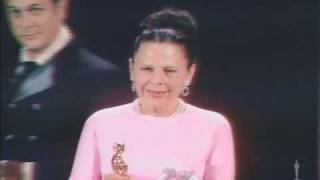 Ruth Gordon Wins Supporting Actress: 1969 Oscars