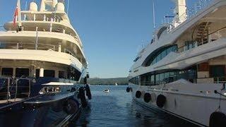 Aus für Schwarzgeld-Yachten an Kroatiens Küste | Wirtschaft kompakt