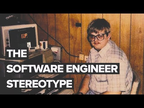 """""""you don't look like a software engineer"""""""