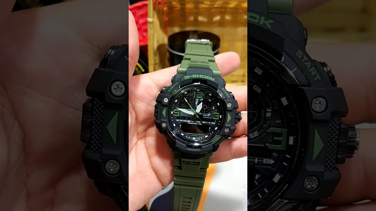 b2b3095b2ca G-Shock WR 20bar - YouTube