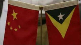 Courting East Timor - East Timor