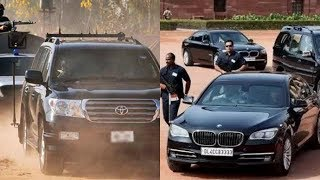 Narendra Modi Vs Imran Khan Car Collection