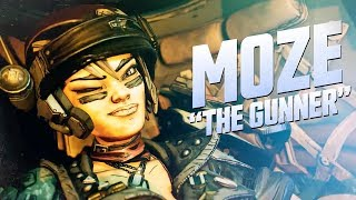 Borderlands 3 - Official Moze The Gunner Gameplay Demo | E3 2019