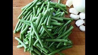 How to make String Beans