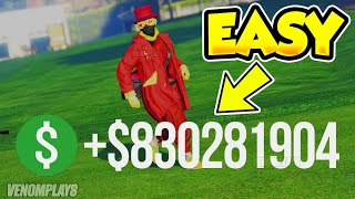 Get $300,000,000 With THIS GTA 5 ONLINE SOLO MONEY GLITCH (PS4/XBOX/PC) GTA 5 Money Glitch