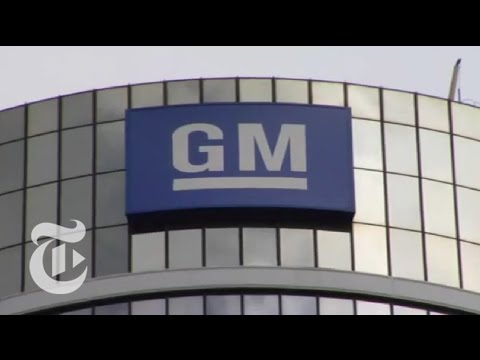 Business: The Decline Of G.M.   The New York Times