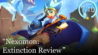 Nexomon: Extinction Review [PS4, Switch, Xbox One, & PC] (Video Game Video Review)