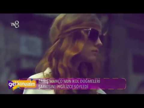 Barış Manço'nun 'Kol Düğmeleri' şarkısını İngilizce söyledi!