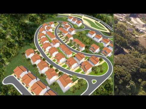 Bellevue Chopin Housing Project in Dominica  - Update August 2017