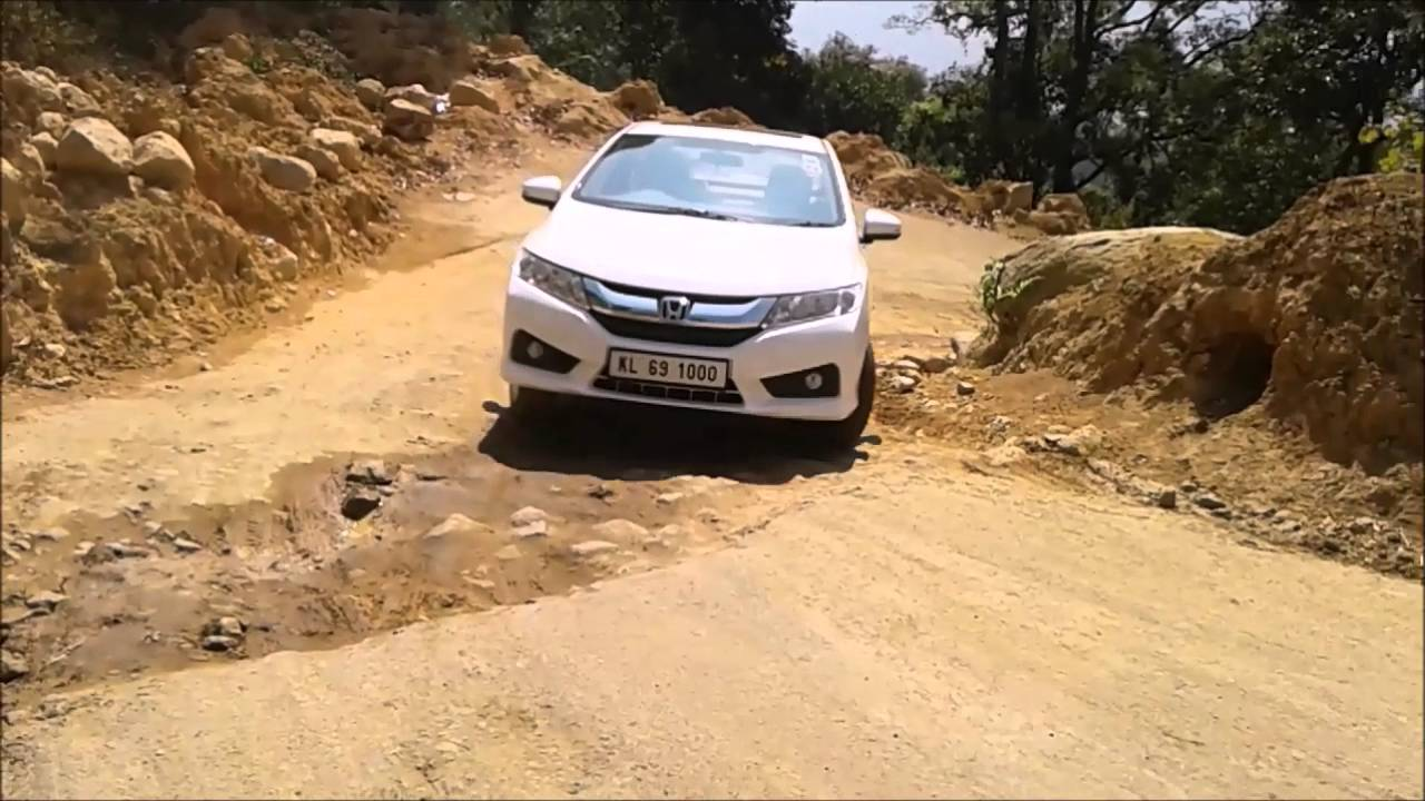 Honda City King Of Sedan Extreme Offroad Youtube