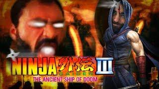Ninja Gaiden 3 PT#09 - Depois de muita raiva e sava state, terminamos a jogatina