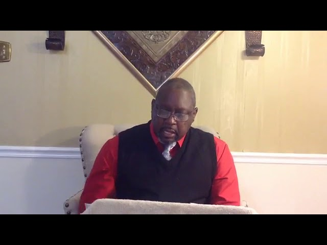 Sunday Sermon October 4, 2020
