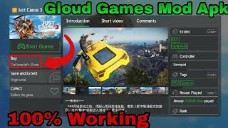 Gloud Games Mod Apk 2018