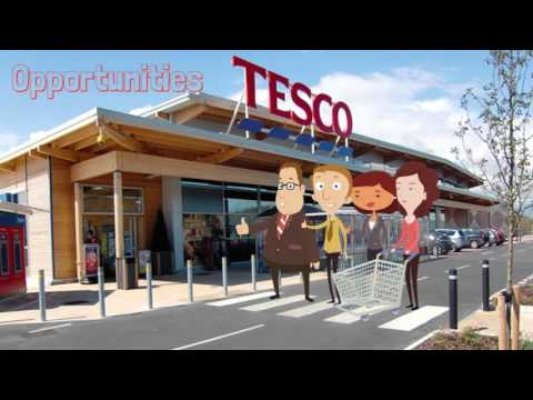 Tesco Operations Management