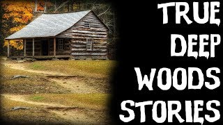 TRUE Terrifying Deep Woods & Middle Of Nowhere Stories In Snow (Scary Stories)