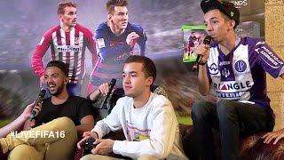 FIFA 16 : La soire de lancement !