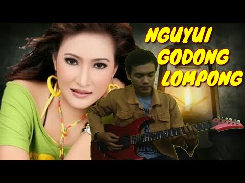 GODONG LOMPONG - TARLING CIREBON (kendang RAMPAK) Guitar Melodi Cover