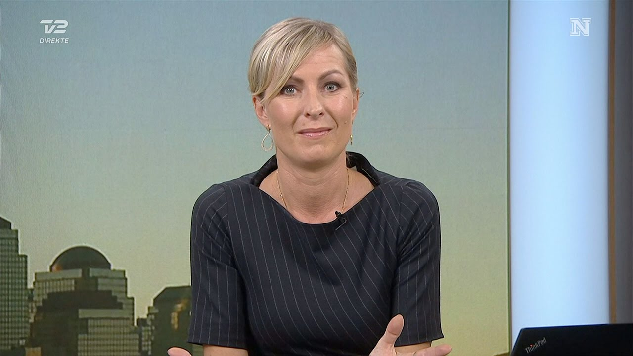 Cecilie Beck har en hektisk valgnat