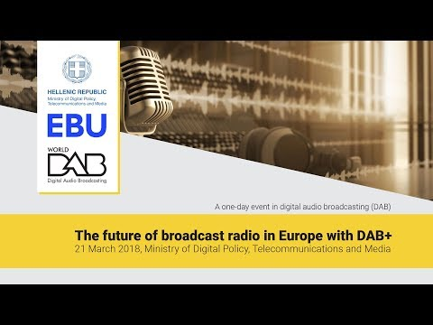 The future of broadcast radio in Europe with DAB+