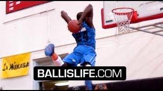 2013 Ballislife All American Game! CRAZY Highlights! Aquille Carr, Zach LaVine, Deonte Burton & More