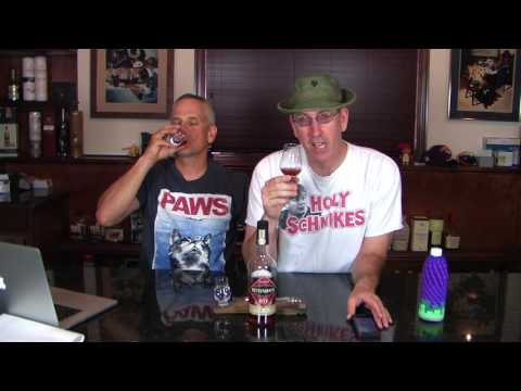 Whiskey Review #199 Rittenhouse Straight Rye Bottled in Bond....Scotch Test Dummies