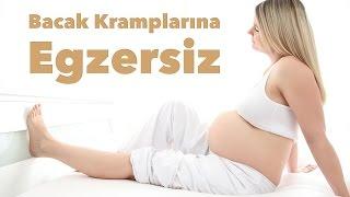 Hamilelikte Bacak Krampları İçin En Kritik 2 Egzersiz!