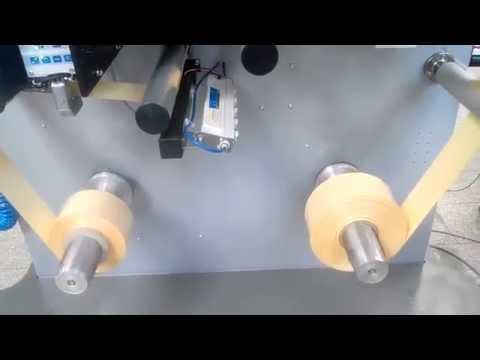 NIKELMAN - Rewinding Device With Web Guiding Device - Nikelman® PO-180