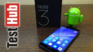 Xiaomi Mi Note 3 kolejny Chińczyk na warsztacie