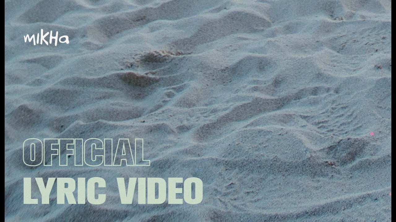 Mikha Angelo - Run (Official Lyric Video)