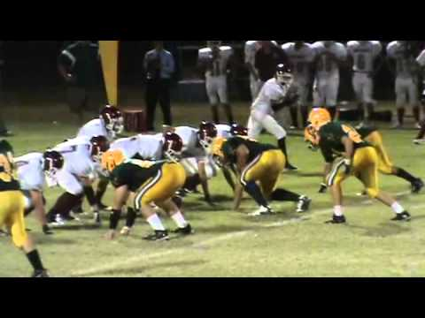 2012 OL/DL Jacob Torquato - Holtville High School